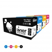 Pack 4 Toner Brother TN241BK + TN245C + TN245M + TN245Y
